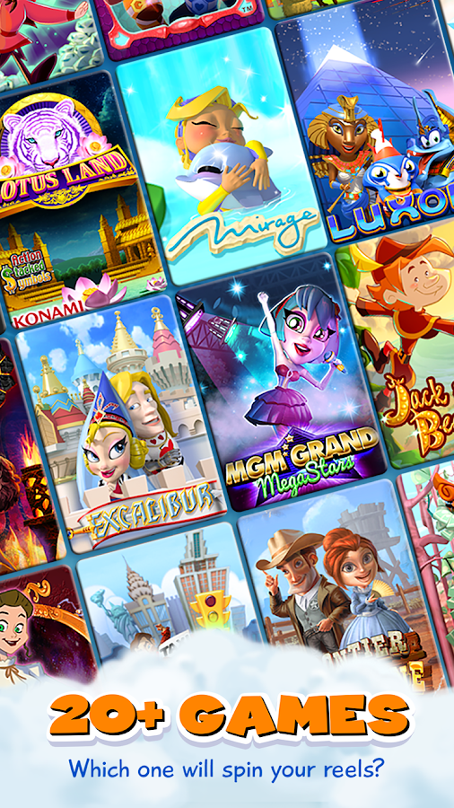 best myvegas slots game