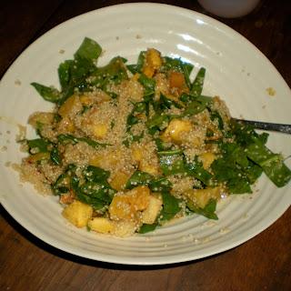 Autumnal Quinoa Salad