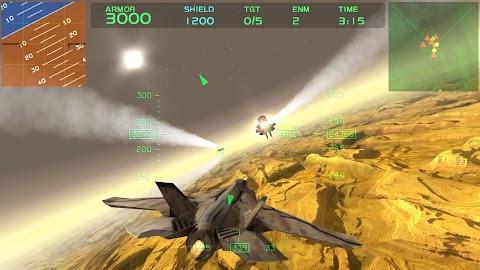 Fractal Combat X (Premium) Screenshot 1