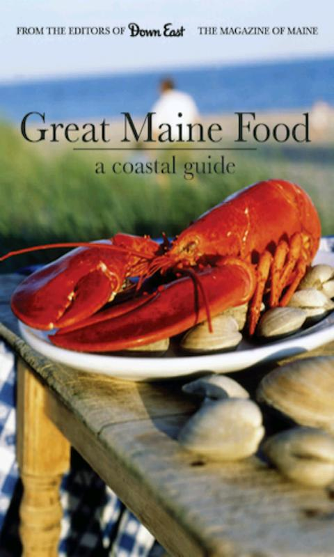 Great Maine Food - screenshot