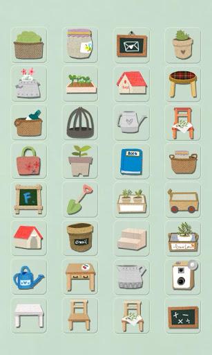 CUKI Theme Cute Paper Icon