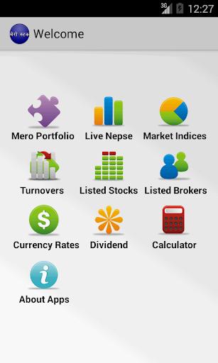 Mero Stock【商業APP玩免費】-APP點子
