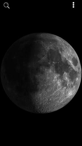 Moon Atlas 3D