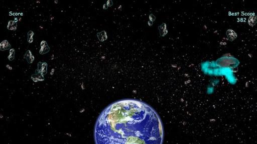 Asteroid Clash
