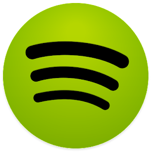 Spotify app for android