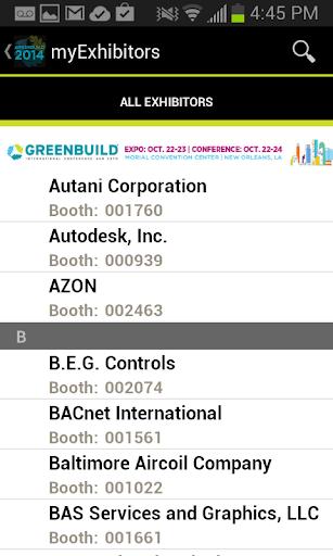【免費商業App】Greenbuild 2014-APP點子