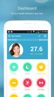 TACTIO HEALTH screenshot for Android