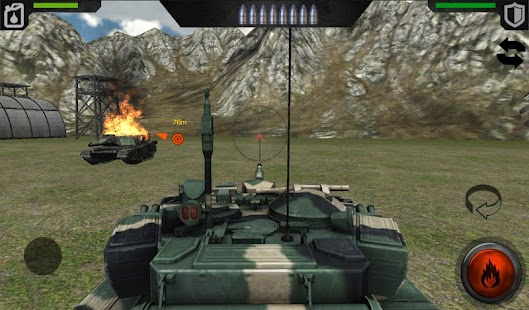 Tank Warfare 3D- screenshot thumbnail