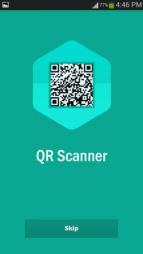 QR Scanner + Contact QR Share