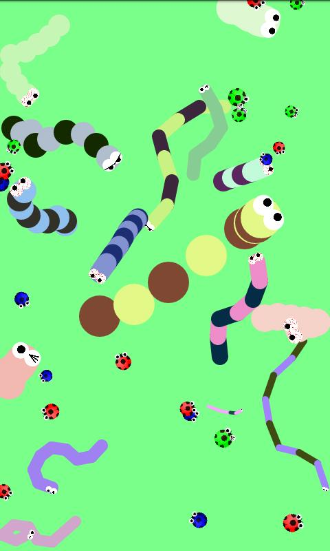Touch! Born Paint Free Infant- screenshot