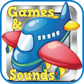 Planes Games & Sounds Ad Free