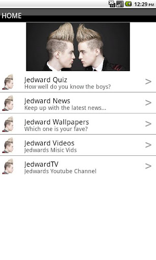 Jedward Fan