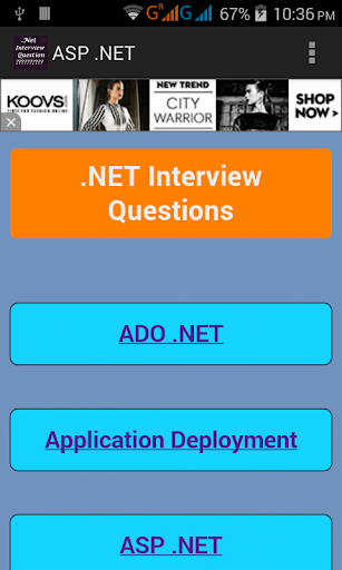 Dot net Interview Question