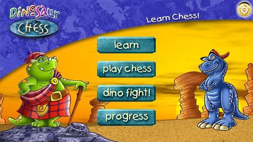 Learn Chess: Dinosaur Chess