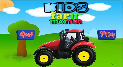 Farm Tractor Simulator