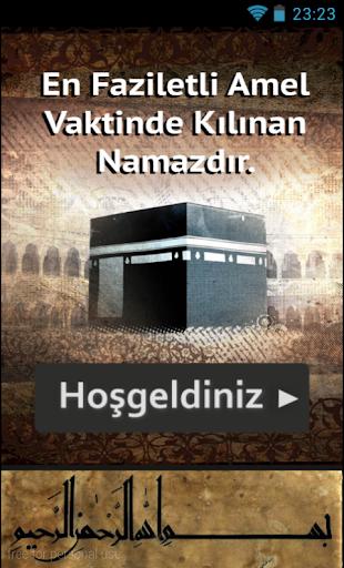 Cep imam Namaz Hocası
