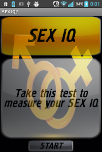 SEX IQ TEST