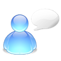 SuperBlue Free Bluetooth Chat icon