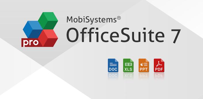 OfficeSuite Pro 7 + (PDF & HD)