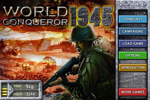 World Conqueror 1945 v1.03 APK