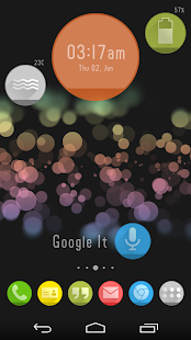 Circlons Widgets- screenshot thumbnail