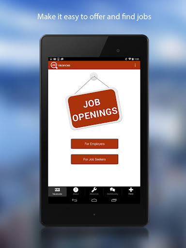 Find Jobs and Offer Jobs