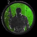 MW3 Guns logo