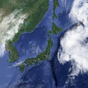 Weather Satellite Map