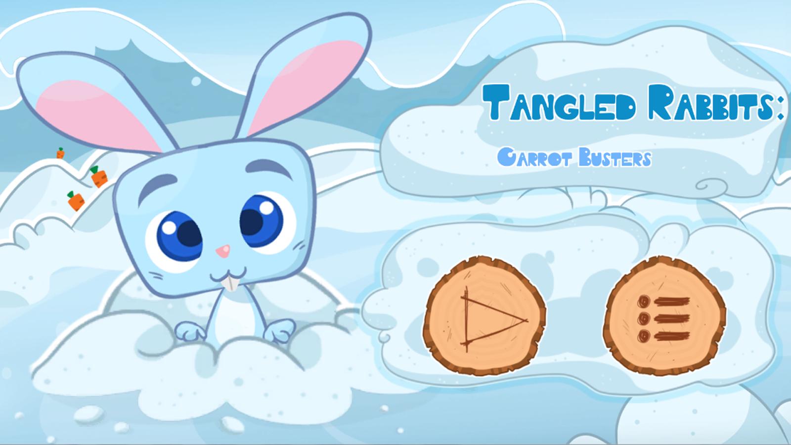 Tangled Rabbits Carrot Busters - screenshot