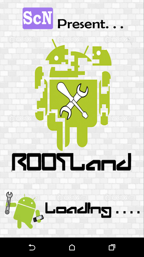 Root android : Rootland- screenshot