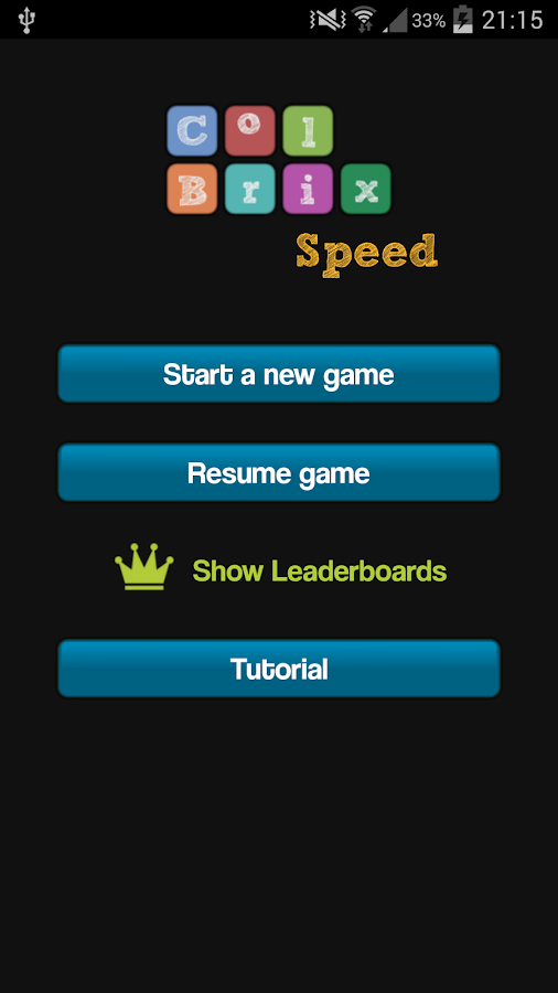 ColBrix Speed Free- screenshot