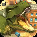Jurassic Rampage: Smash City icon