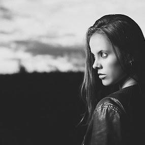 Diana by Jonicus Dudarev - People Portraits of Women ( face, фотографспб, model, fashion, eugenedudarev, jonicusphoto, дианатанаева, gracemodels, dudarev, e-dudarev, jonicus, photography )