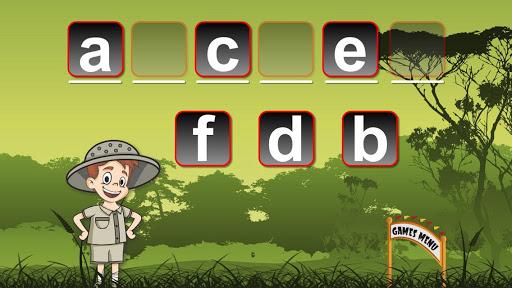 【免費教育App】Dinosaur Park ABC-APP點子