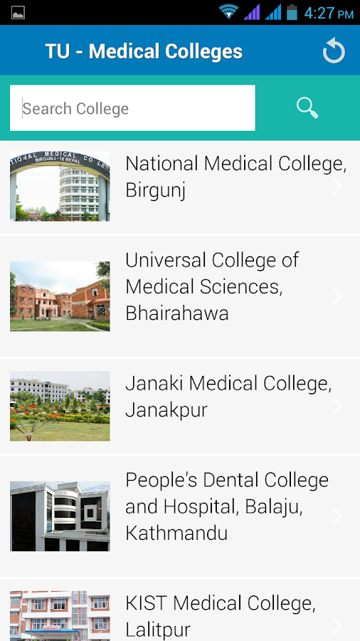 College Information Nepal- screenshot