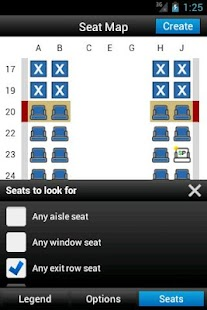 Seat Alerts by ExpertFlyer - screenshot thumbnail