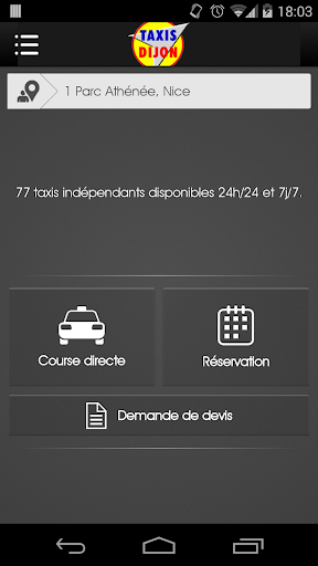 TAXI PARKING HD - Android Apps on Google Play