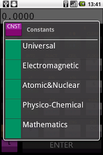 Scientific RPN calculator - screenshot thumbnail