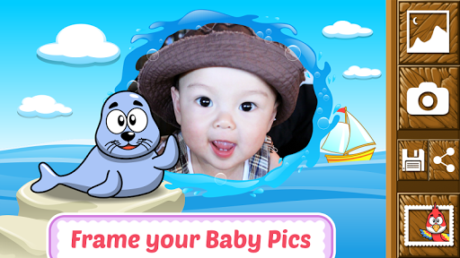 寶寶相框|玩攝影App免費|玩APPs