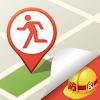 goo防災マップ(避難所、公衆電話、公共施設等を地図表示)