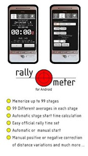 RallymeterLite - screenshot thumbnail