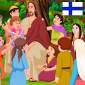 Children Bible In Finnish