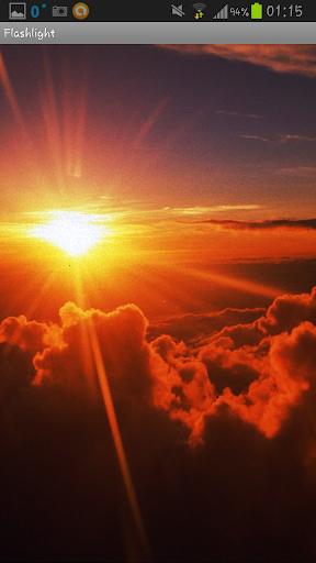 Flashlight - Sun