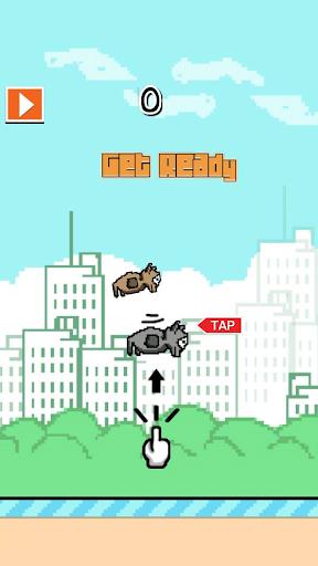 Flappy Bear Free