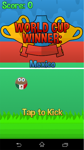 Flappy Cup Winner Mexico