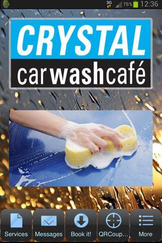 Coogee Crystal Carwash Café