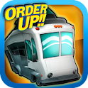 Order Up!! Food Truck Wars logo