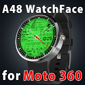 A48 WatchFace for Moto 360