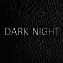 Dark Night Atom theme icon