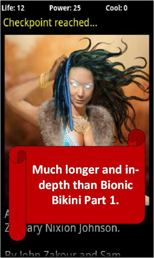 Bionic Bikini Vol 2 FREE